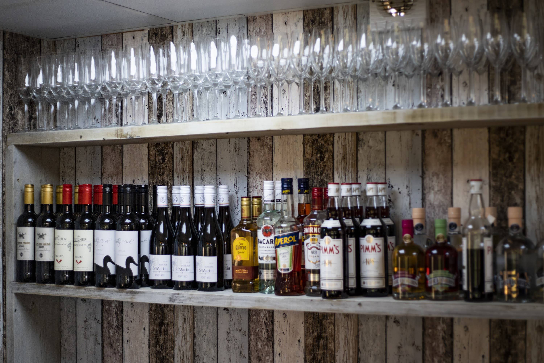 Bottles-Glasses