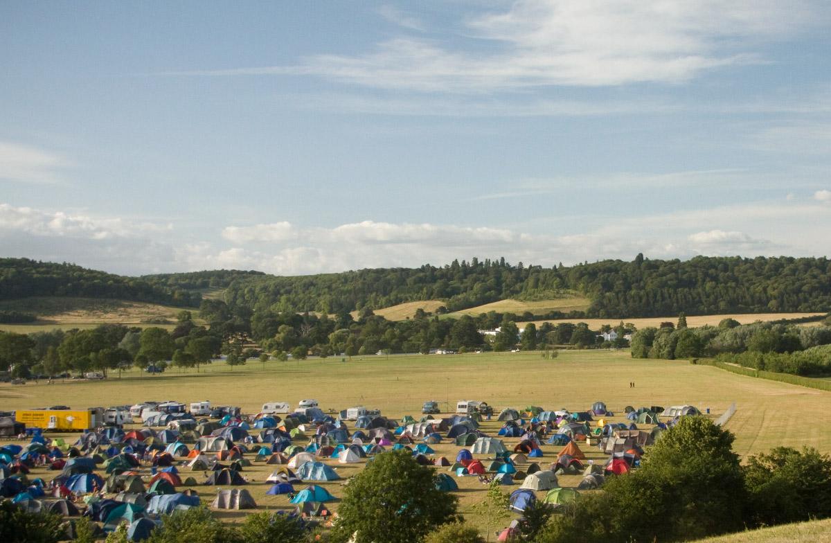 Camping & Hotels
