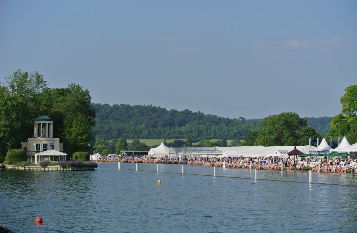 Supporting the world of rowing